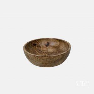 Mango houten schaal